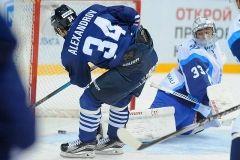ХК «Адмирал» уступил рижскому «Динамо» со счетом 2:3