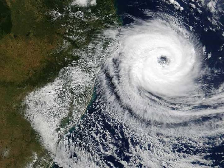 Новая информация о мощнейшем циклоне, который идет на Приморье
