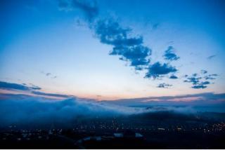 В среду во Владивостоке похолодает до 0 °C