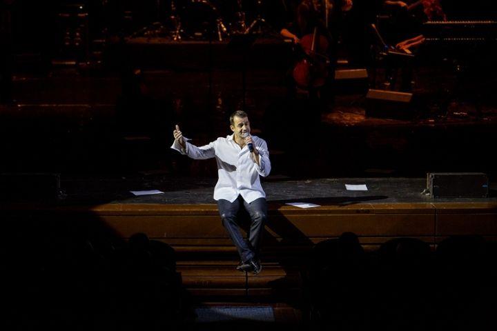 Более 1 млн рублей собрал благотворительный спектакль Дмитрия Певцова