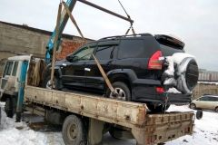 Приморец лишился дорогого автомобиля из-за долгов