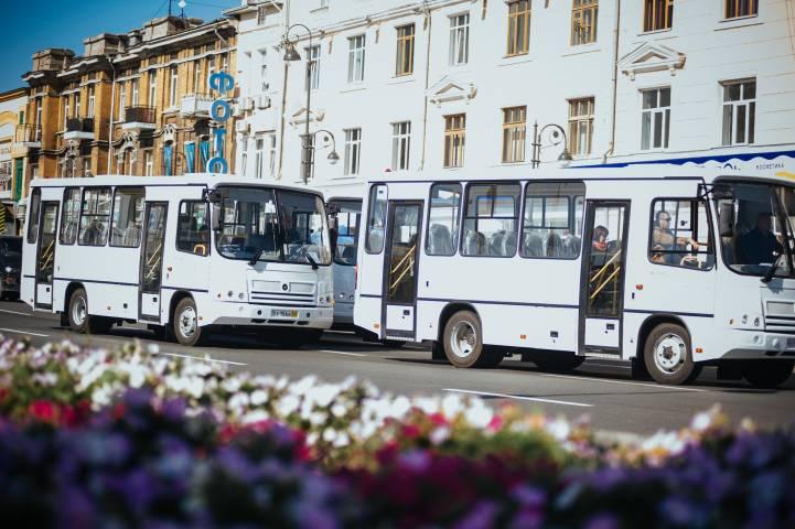 Систему безналичного расчета в автобусах Владивостока наладит южнокорейская компания