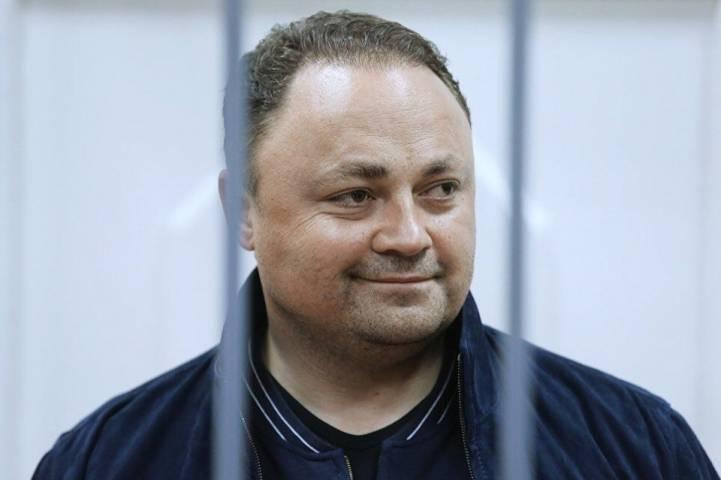 Дело экс-мэра Владивостока Игоря Пушкарева передали в Тверской суд Москвы
