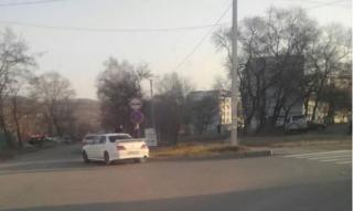 Водителя, который всех подрезал, настигла карма на дороге в Приморье