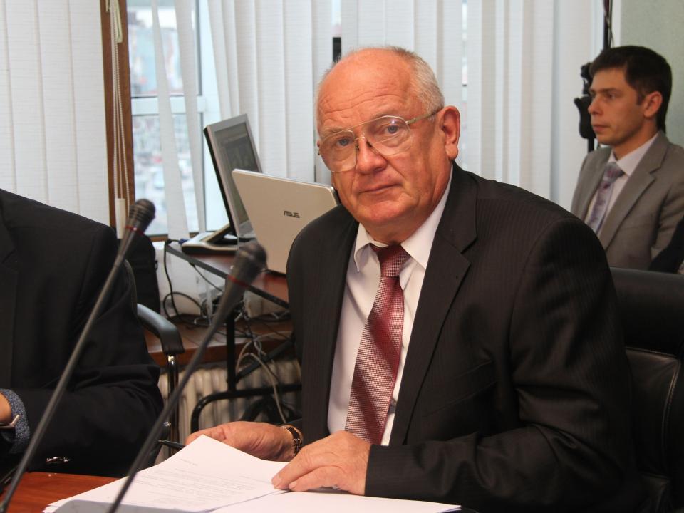 Новый врио вице-губернатора назначен в администрации Приморского края