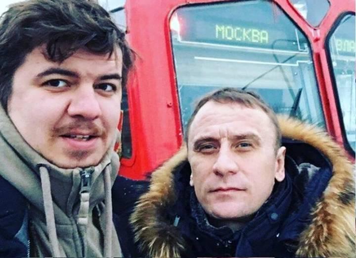 Московские журналисты едут во Владивосток на электричках