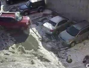 Поступок водителя в центре Владивостока назвали «замороженной наглостью»