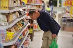 Акционная цена на огурцы в супермаркете удивила приморцев