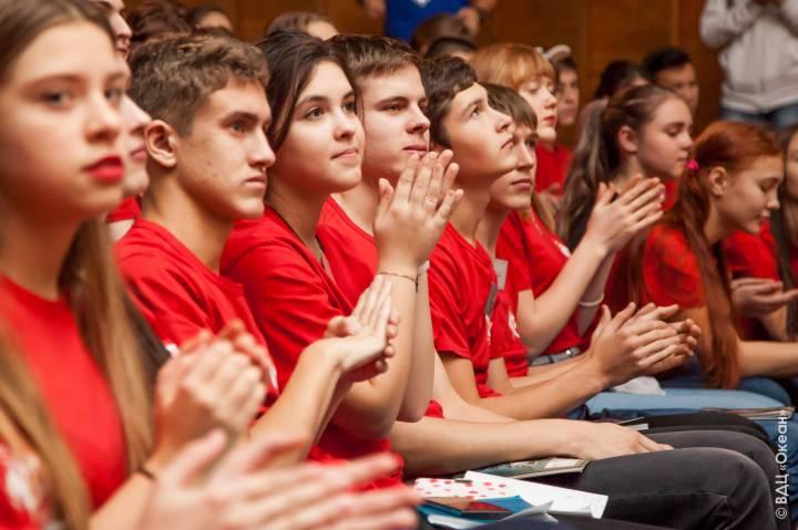 «Ростелеком» провел урок для смены «Info-дети» в «Океане»
