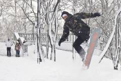 Горнолыжный сезон открывается в Приморье