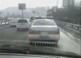 «Даже не верится»: поступок инспекторов ГИБДД удивил жителей Владивостока