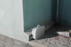 Подозрительный чемодан обнаружили силовики около здания администрации Находки