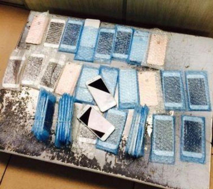 Житель Поднебесной пытался провезти элитную контрабанду под пассажирским сиденьем