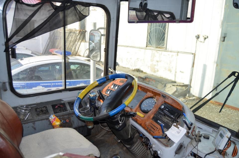 Более тысячи автобусов эксплуатировались в Приморье при наличии неисправностей