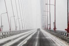Синоптики обещают снег во Владивостоке на выходных