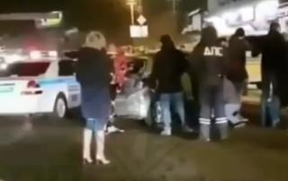 Уходя от погони, правонарушитель стал виновником ДТП во Владивостоке