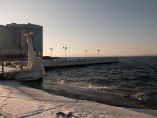 В Приморье в конце недели придут зимние морозы