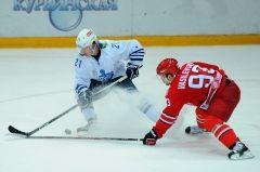«Адмирал» в Екатеринбурге сыграет с «Автомобилистом»