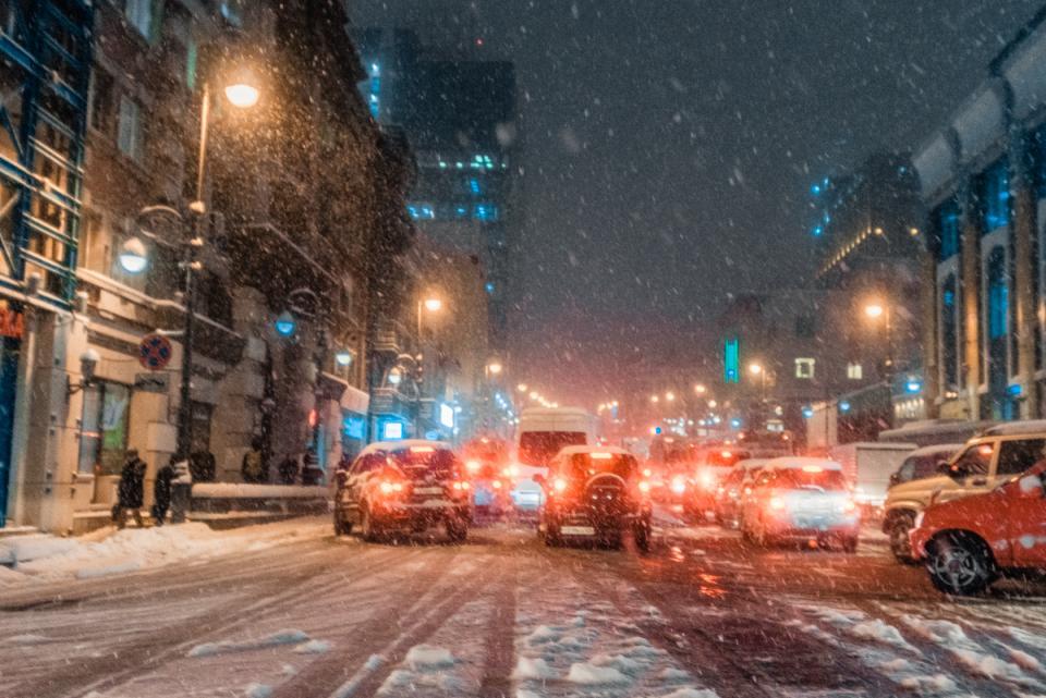 Ночью в Приморье выпадет снег