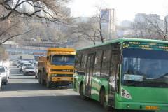 «Тайные пассажиры» прокатились на общественном транспорте Приморья