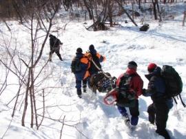 В Приморье спасатели продолжают поиски пропавшего мужчины