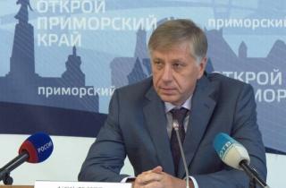 Задержан бывший первый вице-губернатор Приморья Василий Усольцев – источник