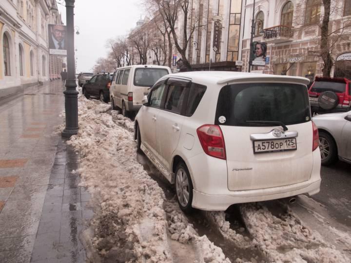 ГИБДД предупредила водителей о приближающемся снегопаде