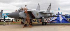 Приморский авиационный полк пополнился истребителями-перехватчиками