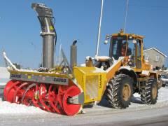 На уборку приморских дорог направят тяжелую технику