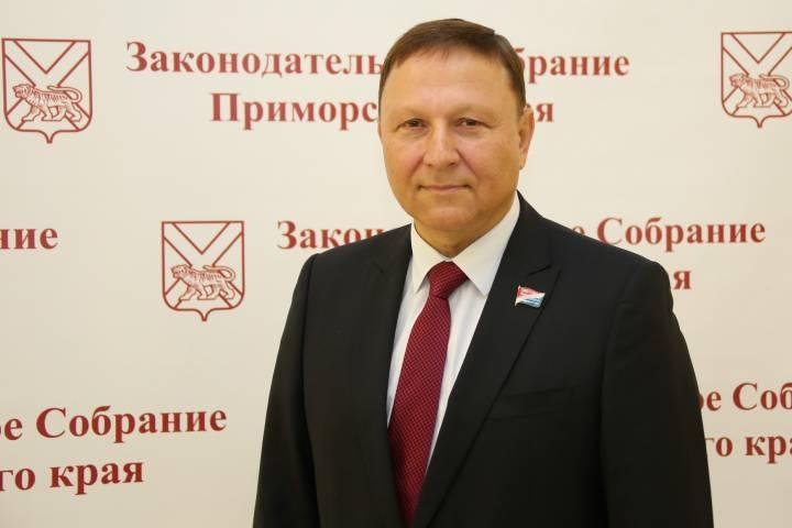 Председатель ЗС ПК Александр Ролик - о послании президента