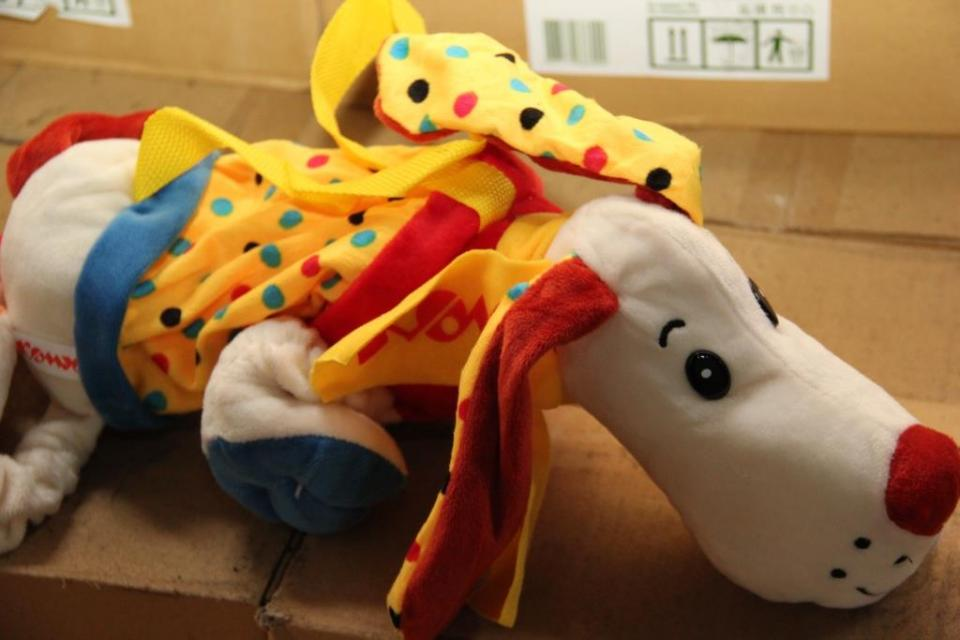 Находкинская таможня задержала 46 тысяч детских игрушек из Китая