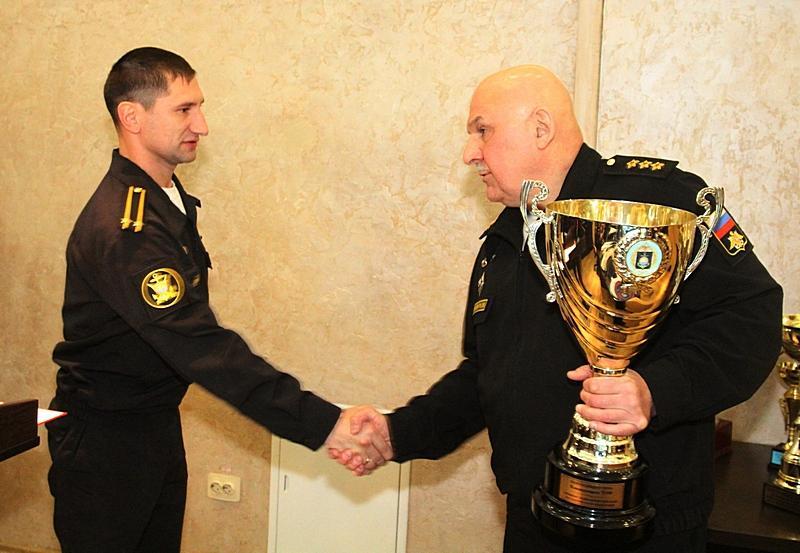 ТОФ оказался лучшим по военной подготовке в ВМФ России