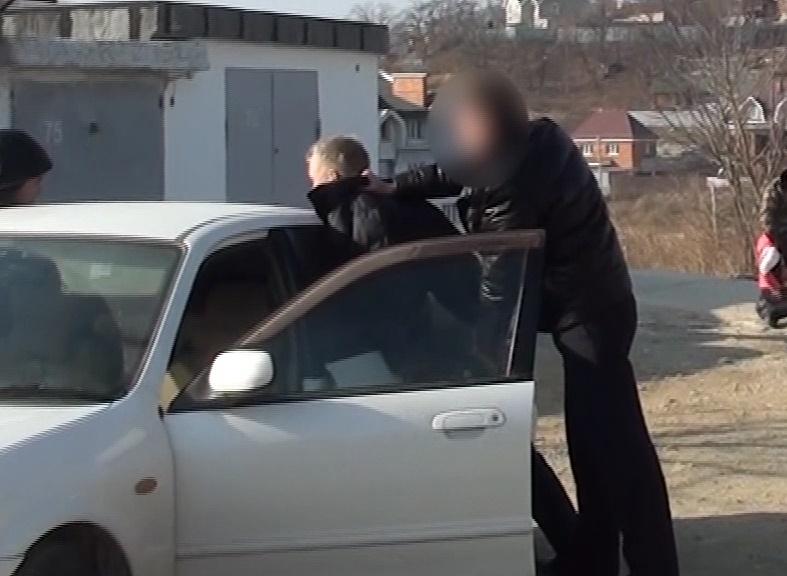 Группу автомобильных воров задержали в Приморье
