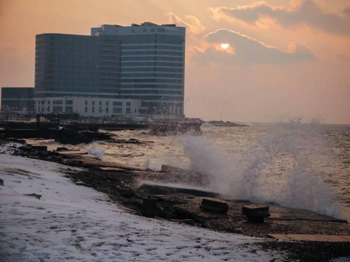 Резкое похолодание ожидается в Приморье в начале рабочей недели