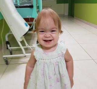 Маленькая девочка из Владивостока нуждается в помощи добрых людей