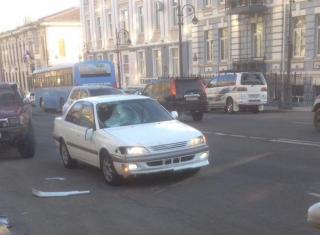 ДТП со смертельным исходом проверят полицейские Владивостока