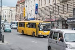 Житель Владивостока угрожал взорвать пассажирский автобус