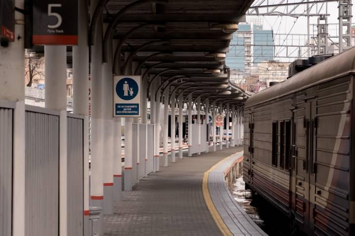 Пьяная мать не уследила за дочерью в поезде Владивосток – Хабаровск