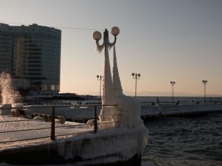 Морозы в Приморье продержатся до середины декабря