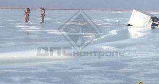 Классикой закончилась поездка по льду в Приморье