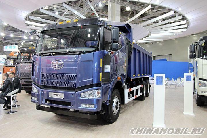 Китайские грузовики WAF начнут выпускать в Приморье