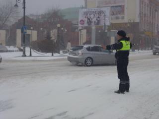 В ГИБДД рассказали о ситуации на дорогах Владивостока