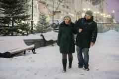 Родители владивостокских школьников жалуются на нечищеные дороги