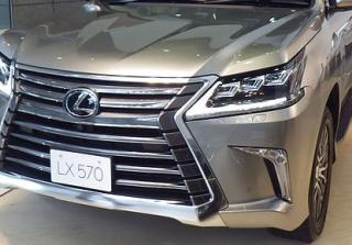 Во Владивостоке полицейские нашли Lexus-двойник