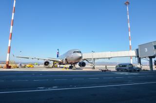 Рейс «Аэрофлота» из Владивостока в Москву вылетел с восьмичасовой задержкой