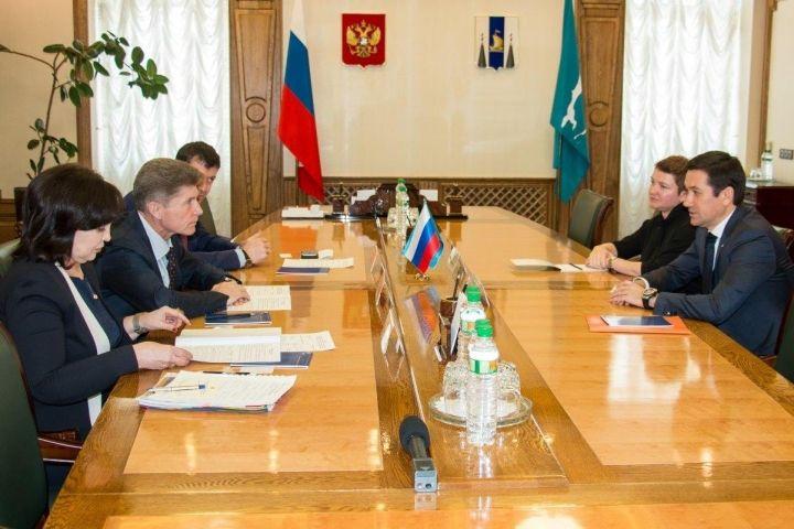 Дальневосточный Сбербанк и Сахалин будут развивать сотрудничество в сфере кредитования бизнеса