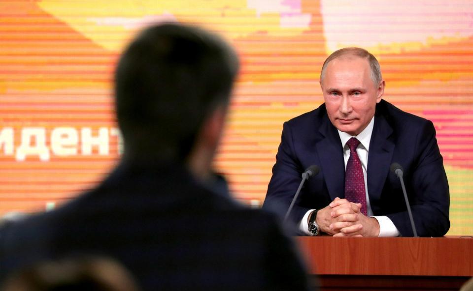 Путин о Владивостоке: «Не хочется говорить об этом, но вынужден…»
