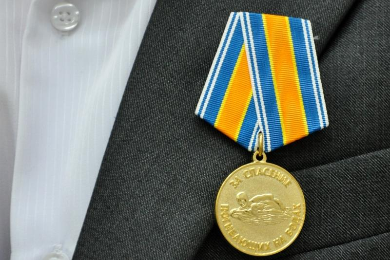 Приморец получил медаль за мужественный поступок, о котором узнала вся Россия