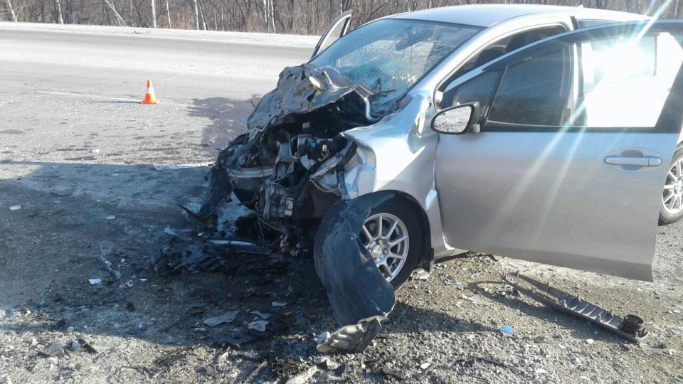 Два человека погибли в результате ДТП в Приморье