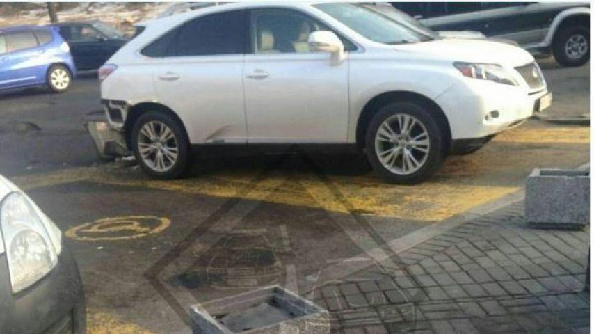 Приморцы устроили самосуд над авто «инвалида» у «Черемушек»
